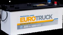 Зображення Аккумулятор EuroTruck 195 (левый плюс) евробанка