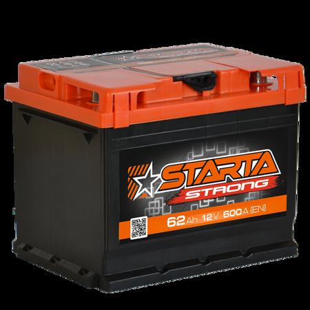 Зображення Аккумулятор Starta Strong 145 (левый плюс)