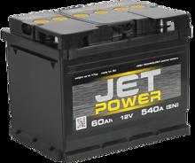 Зображення Аккумулятор Jet Power 6ст60 (левый плюс)