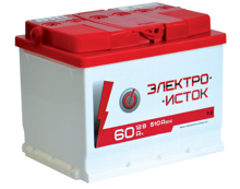 Зображення Аккумулятор Электроисток 140 (правый плюс)
