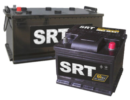 Зображення Аккумулятор SRT 100 (левый плюс)