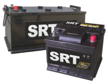 Зображення Аккумулятор SRT 100 (правый плюс)
