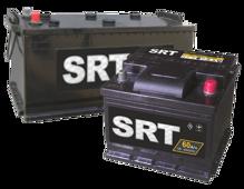 Изображение Аккумулятор SRT 190 (левый плюс) евробанка